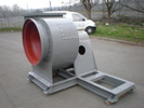 Industrial Fan Casing