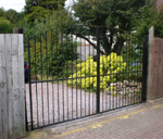 Double Gates and Railings