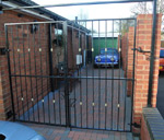 Carport Gates and Railings